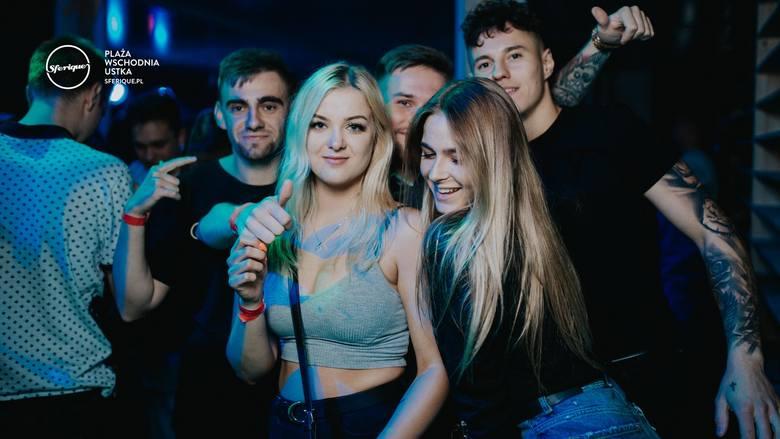 Otwarcie sezonu 2019 w klubie Sferique w Ustce. Zobacz fotogalerię z imprezy!