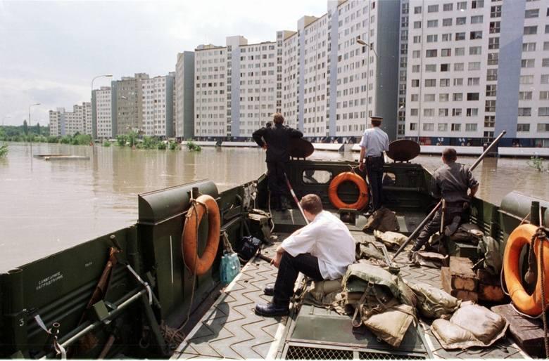 16 lipca 1997, Wrocław Kozanów