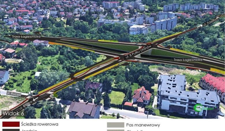 Jazda samochodem po Krakowie mogłaby być bajką. Wystarczy, by powstały wszystkie ulice, które na papierze wytyczyli miejscy urzędnicy. Niestety. Od lat