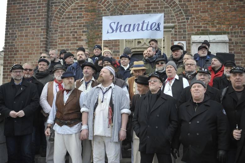 Kraków. Rozpoczął się jubileuszowy Festiwal Piosenki Żeglarskiej Shanties 2021. W tym roku za darmo w internecie [ZDJĘCIA]