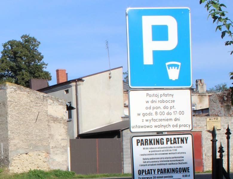 Miechów. Od poniedziałku wracają opłaty parkingowe