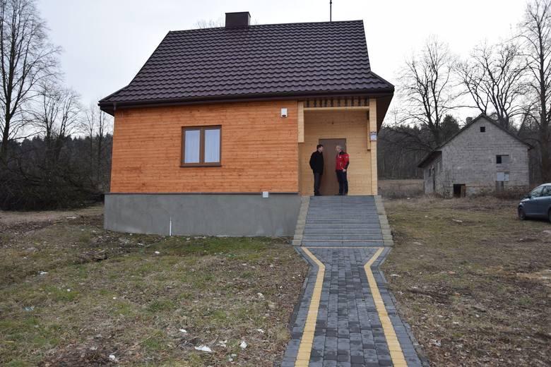 Modernizacja oczyszczalni ścieków w Bodzentynie