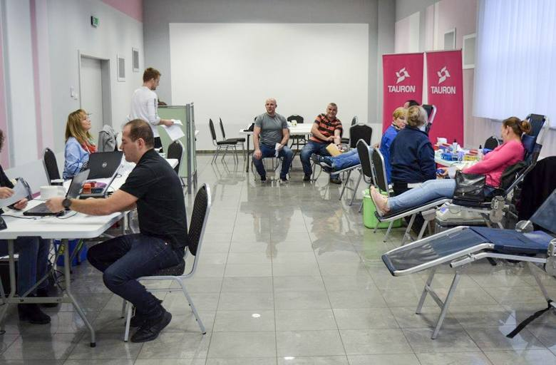 570 litrów krwi od górników dla potrzebujących na Śląsku i w Małopolsce