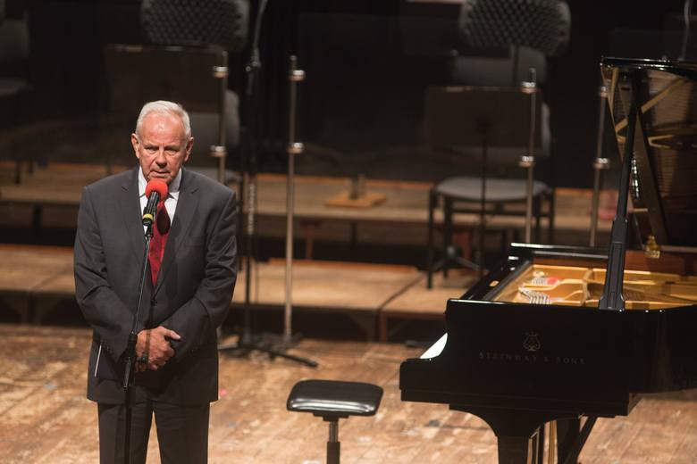 Wielki koncert, wspaniały wykonawca. Żegnamy pianistyczny festiwal w Słupsku na rok