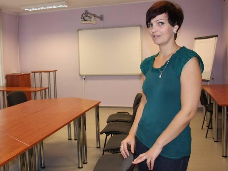 - Zajęcia będą się odbywały w budynku Powiatowego Ośrodka Doskonalenia Nauczycieli w Kluczborku - informuje  Katarzyna Sadlak.