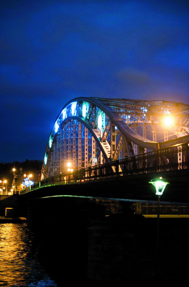 Most Piłsudskiego, zwany czwartym, drugim albo żółwim