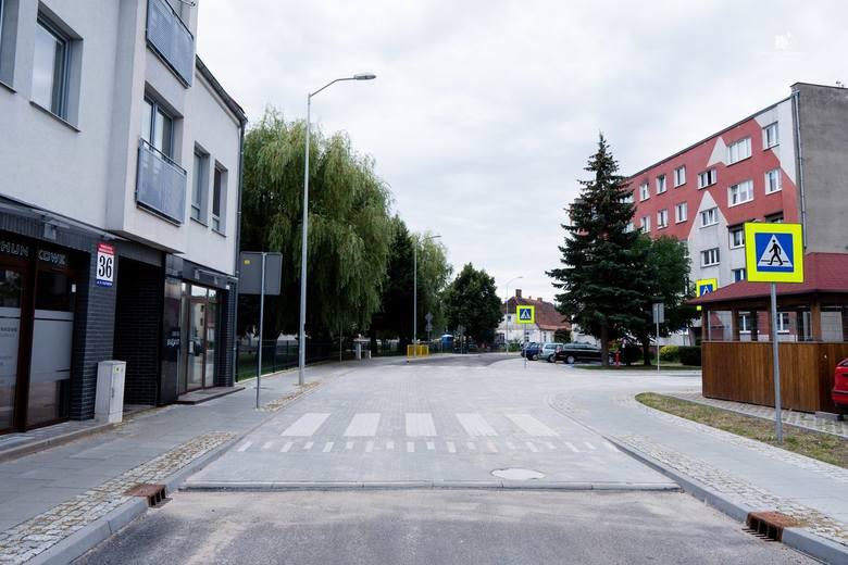 W końcówce wakacji Strzelce finiszowały z remontami dróg: Brygady Saperów, Ludowej, Słonecznej z sąsiednimi i Cichej