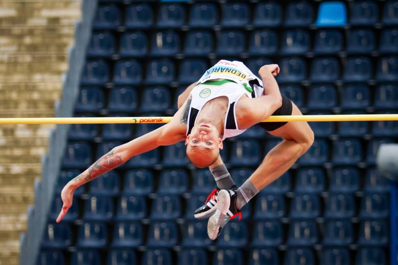 Sylwester Bednarek na Mistrzostwach Polski w lekkiej atletyce w 2016 r.