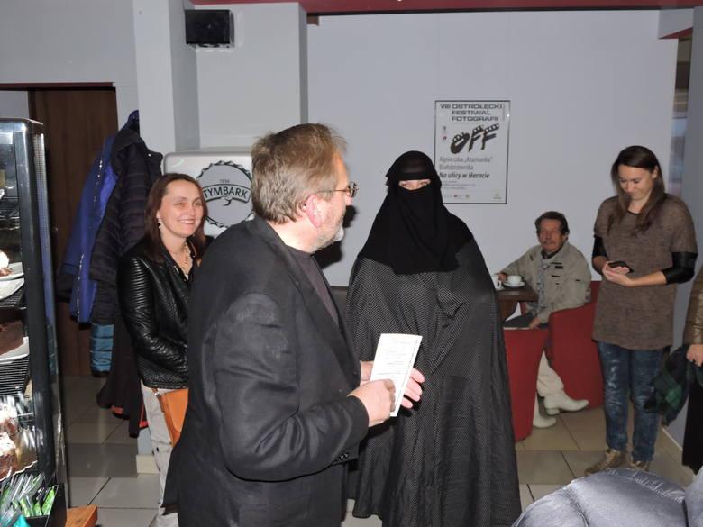 Zobacz, w jakim stroju Atamanka podróżowała po Afganistanie