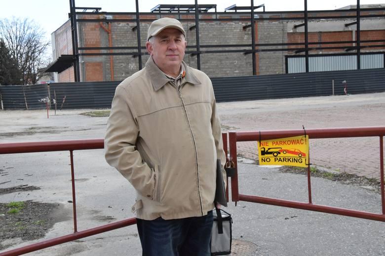 - Mam nadzieję, że dojdziemy do porozumienia - nie kryje Janusz Nowacki, spadkobierca parkingu przy byłym Urzędzie Wojewódzkim