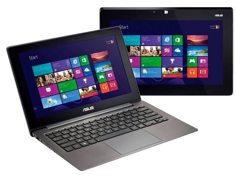 ASUS TaichiASUS Taichi - tablet i ultrabook w jednym