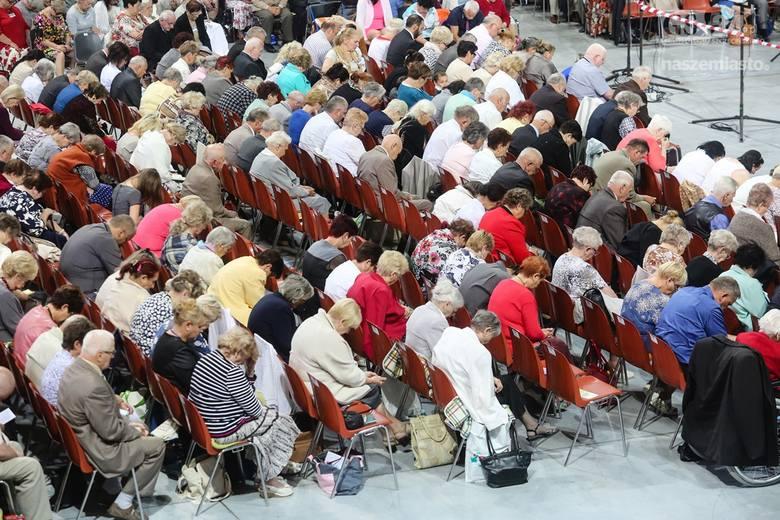 Kongres Świadków Jehowy w Szczecinie.