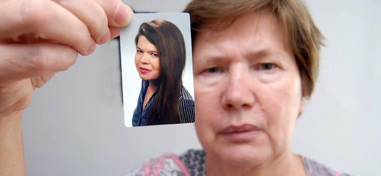 - Monika jest bardzo nieśmiała, zamknięta w sobie. Teraz ma krótsze niż na zdjęciu włosy i może nosić okulary – opisuje córkę Maria Skiba.