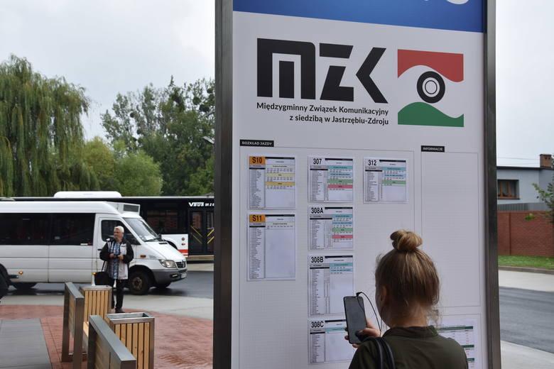 Nowe centrum przesiadkowe w Żorach to już Europa. Powstało w miejscu dawnego dworca autobusowego
