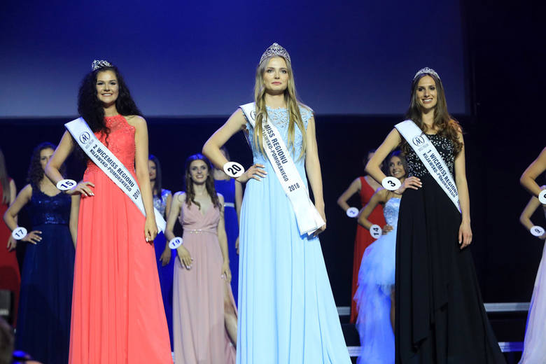 Finał Miss Regionu Kujawsko-Pomorskiego 2018 już za nami. W sali CKK Jordanki najpiękniejsze dziewczyny z województwa kujawsko-pomorskiego walczyły o