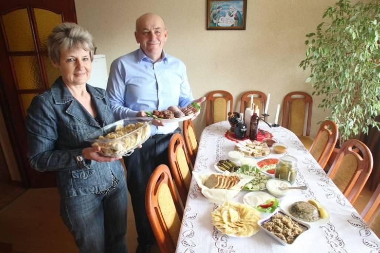 Agroturystyka Nad Wisłą w Lipniku w gminie Osiek