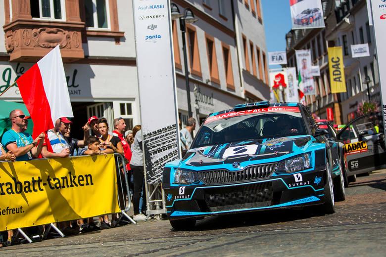 Łukasz Pieniążek zajmując szóste miejsce w Niemczech awansował na czwartą lokatę w kategorii WRC 2 Rajdowych Mistrzostw Świata