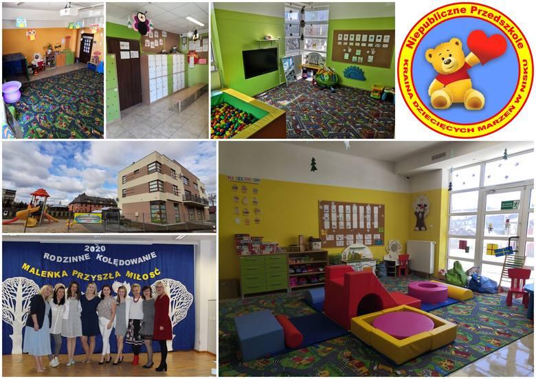 Przedszkole Kraina Dziecięcych Marzeń w Nisku