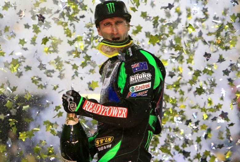 Chris Holder ma już na koncie pierwsze zwycięstwo w Speedway Best Pairs w Toruniu.