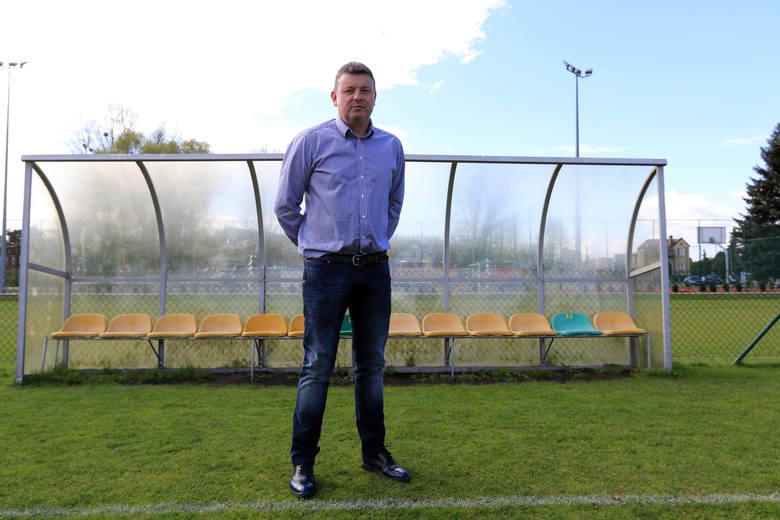 Lipiec 2010 – Rafał Górak jako trener Ruchu Radzionków