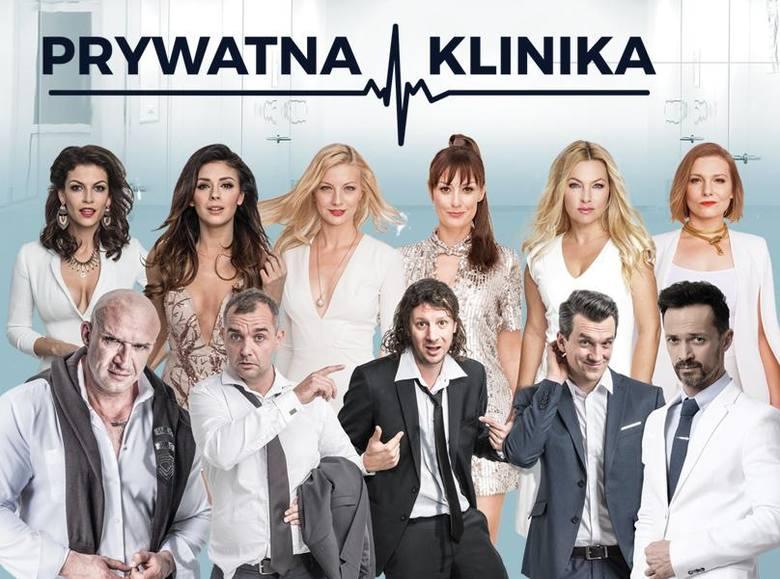 """""""Prywatna klinika"""" w Kieleckim Centrum Kultury w niedzielę 17 listopada! Mamy dla Was bilety"""