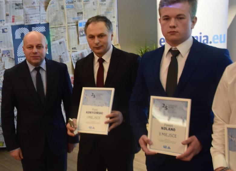 Li Qian i Piotr Koryciński najlepszymi sportowcami na Podkarpaciu