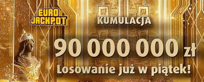 EUROJACKPOT WYNIKI 24.05.2019. Eurojackpot Lotto losowanie 24 maja 2019. Do wygrania jest 90 mln zł! [wyniki, numery, zasady]