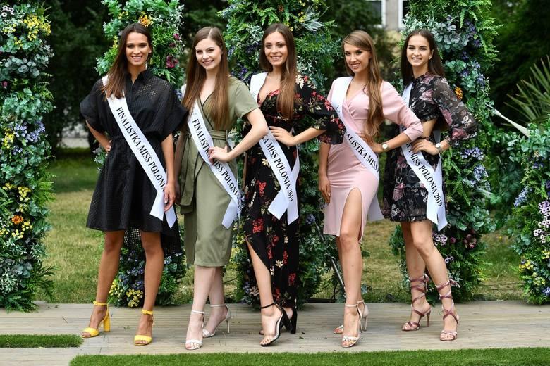Finalistki Miss Polonia 2019. Oto one! Wśród nich Kinga Zabielska z województwa podlaskiego. Zobacz zdjęcia w przepięknych kreacjach