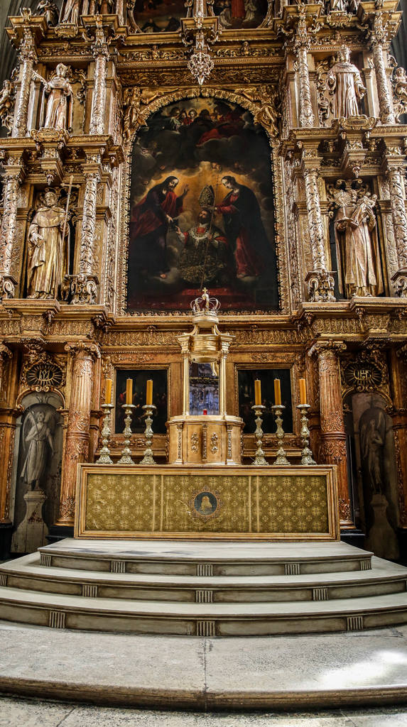 Po 643 dniach wierni znów wrócą do bazyliki św. Mikołaja.
