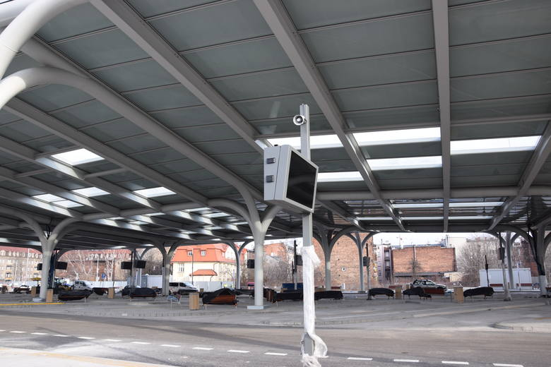 Centrum Przesiadkowe Sądowa, czyli nowy Międzynarodowy Dworzec Autobusowy w Katowicach