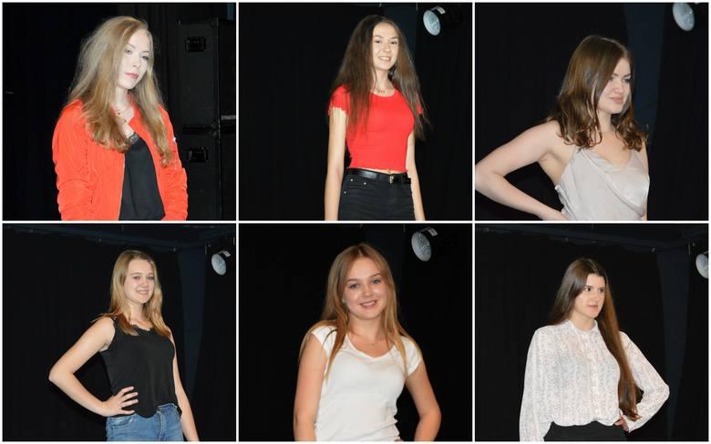 Z dziesięciu kandydatek tylko sześć przeszło casting