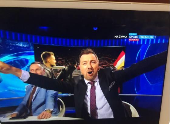 """Liga Mistrzów. Eksplozja radości Jerzego Dudka po zwycięstwie Liverpoolu nad Barceloną: """"To miejsce jest magiczne"""" [WIDEO]"""