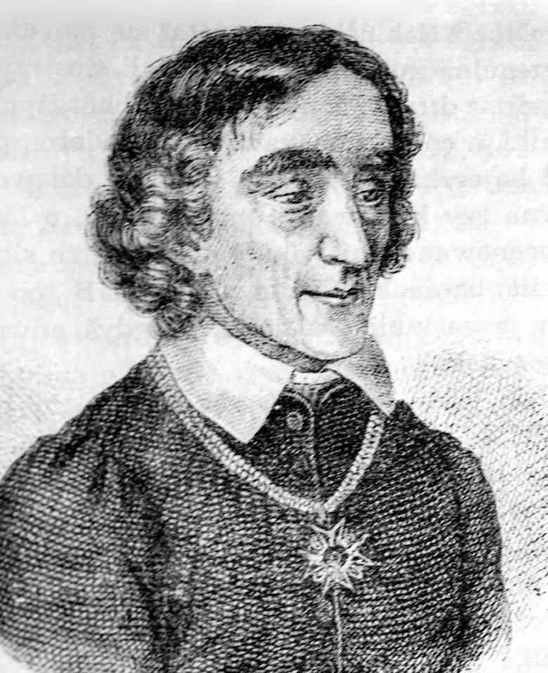 Zachariasz Werner - bywalec w pałacu w Pikowie, uczeń Emmanuela Kanta.