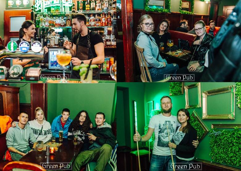 Jak wyglądał początek weekendu w koszalińskim Green Pubie? Zobaczcie zdjęcia!Green Pub w Koszalinie
