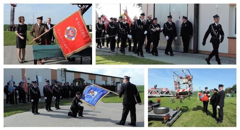 Strażacy z gminy Dąbrowa świętują. 100 lat jednostki w Krzekotowie [zdjęcia]
