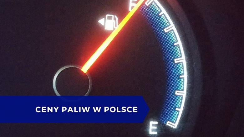 Ceny paliw w Polsce. W którym województwie najmniej zapłacimy za paliwo? Sprawdź na kolejnych slajdach.
