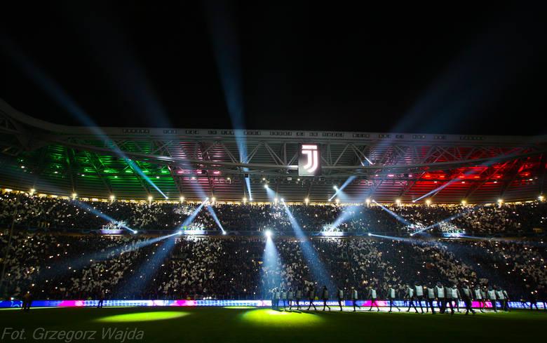 Nasi ludzie z wizytą u Szczęsnego i Cristiano Ronaldo w Turynie. Widzieli wielki mecz Ligi Mistrzów i popis Portugalczyka