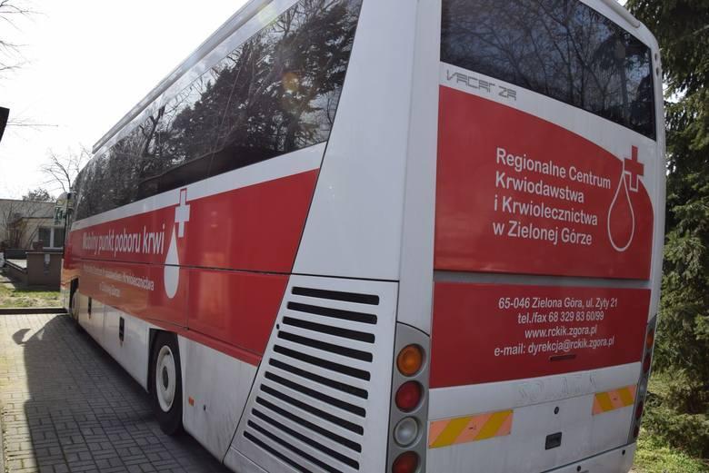 Regionalne Centrum Krwiodawstwa i Krwiolecznictwa w Zielonej Górze apeluje do Lubuszan o oddawanie krwi
