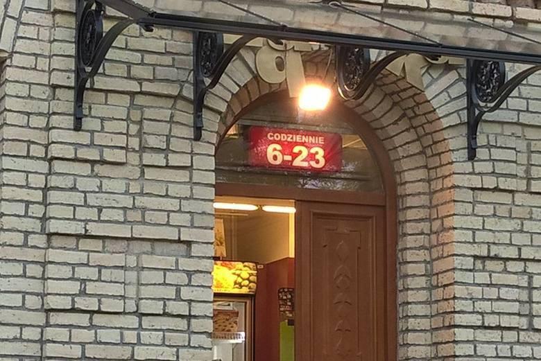 Nasz Internauta widział napad w sklepie przy ul. Staszica
