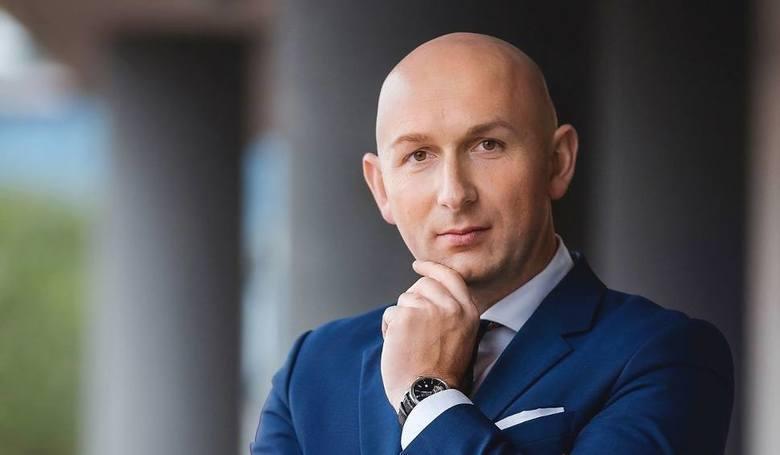 Marcin Perz, Prezes Specjalnej Strefy Ekonomicznej Starachowice.