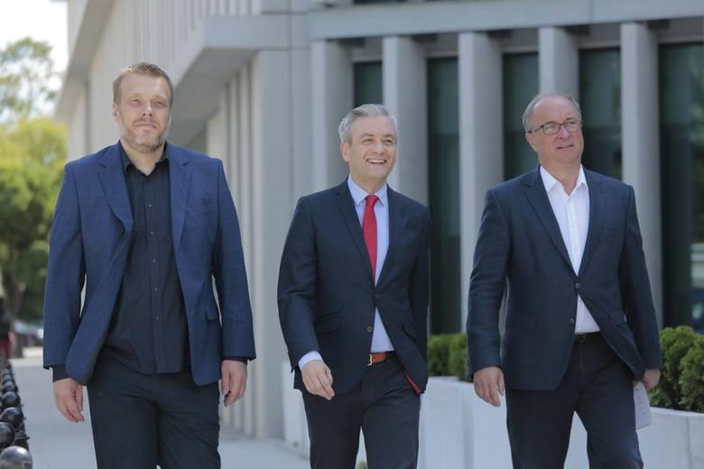 """Wybory parlamentarne: SLD, Wiosna i partia Razem tworzą koalicję """"Lewica"""""""