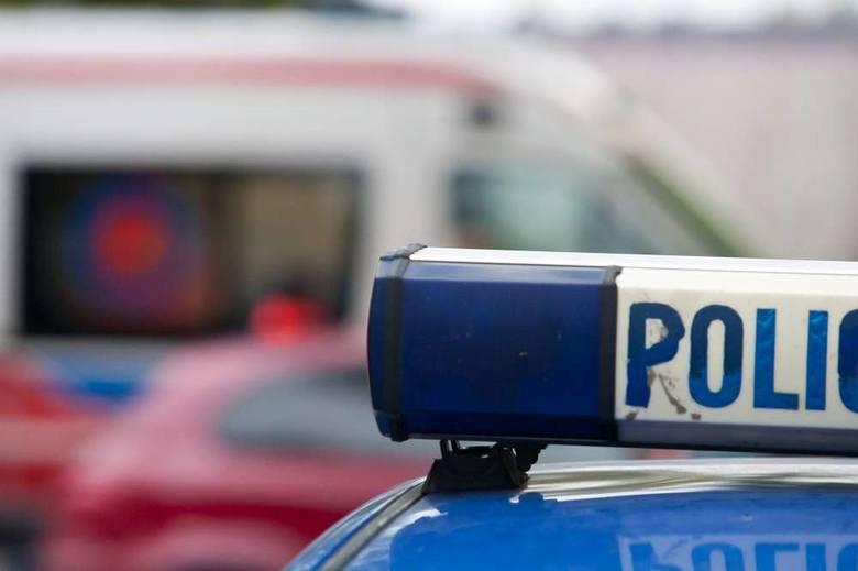 Poznań: Nie żyje piesza potrącona przez samochód