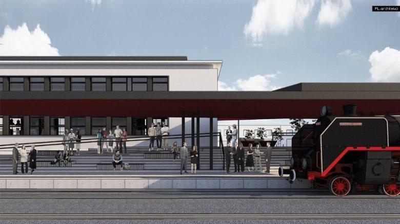 Modernizacja dworca kolejowego w Wolsztynie to jedna z największych inwestycji ostatnich lat