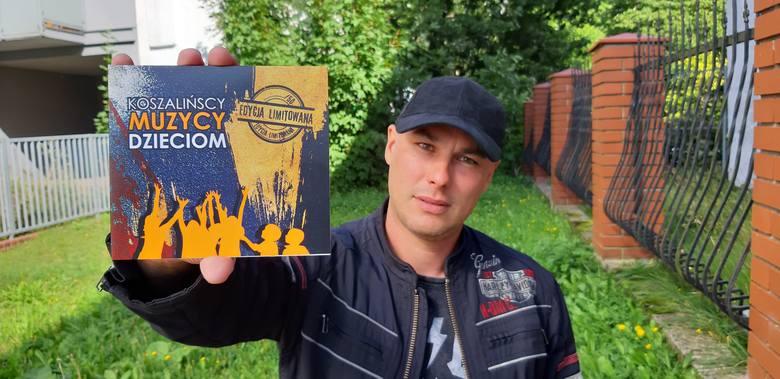 Koszalińscy Muzycy Dzieciom. Specjalna płyta na cel charytatywny. Do kupienia podczas koncertu Magia Rocka 3