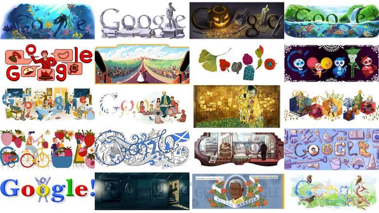 Google Doodle to małe, zazwyczaj kolorowe obrazki, które pojawiają się od czasu do czasu w miejscu wyszukiwarki Google. Zazwyczaj dotyczą świąt, ważnych
