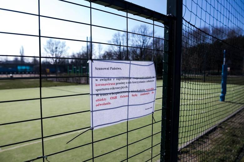 Dolny Śląsk: Kurator zamyka wszystkie boiska szkolne