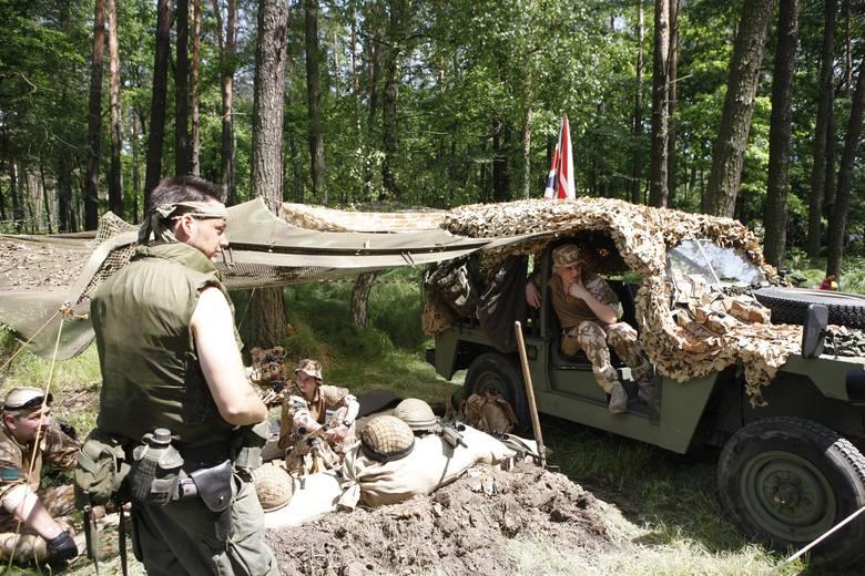 Bitwa Wyrska - Bój o Gostyń 2014