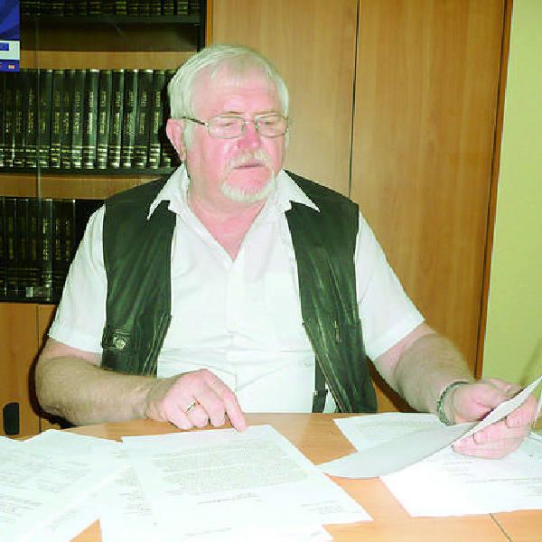 Jerzy Korecki: - Jesteśmy dręczeni przez komornika z winy sądu!