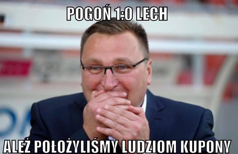 Memy po 33. kolejce Ekstraklasy