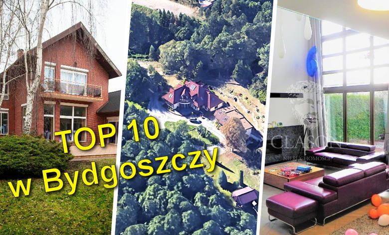Ile można zapłacić za luksusową posiadłość w Bydgoszczy? Sporo! Przed wami 10 najdroższych, luksusowych domów wystawionych na sprzedaż na portalu Allegro.pl.